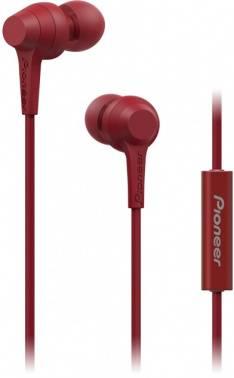 Наушники Pioneer SE-C1T-R красный