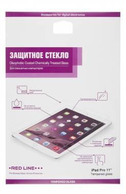 "Защитное стекло Redline для Apple iPad Pro 11"" прозрачная (УТ000016645)"