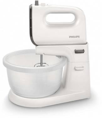 Миксер Philips HR3745 белый/серый (HR3745/00)