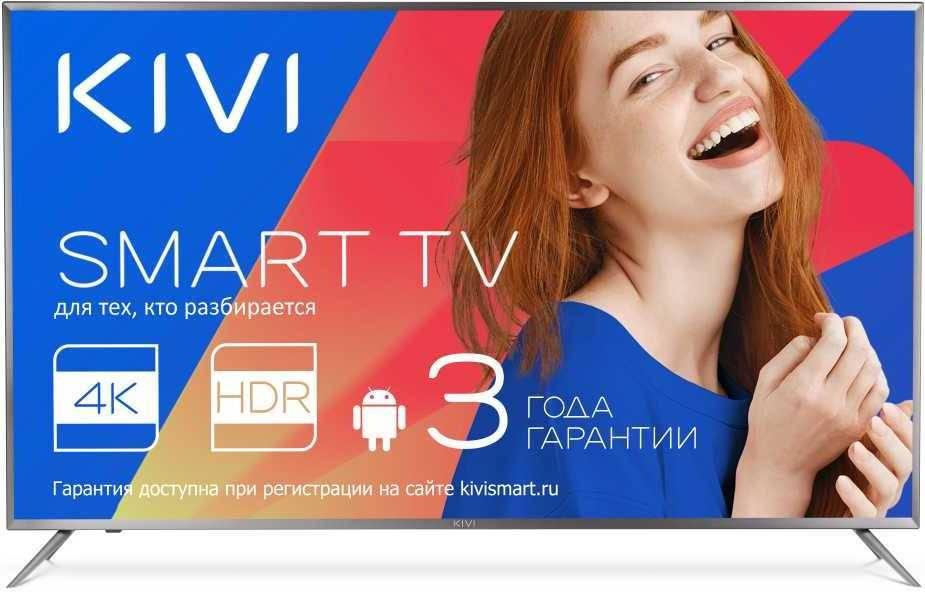 Телевизор Kivi 40UR50GR - фото 1