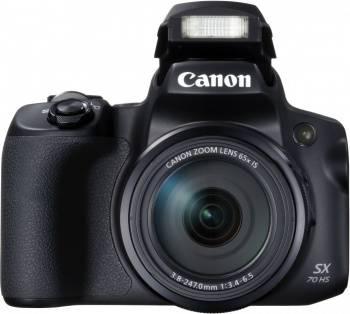 Фотоаппарат Canon PowerShot SX70 HS черный (3071C002)