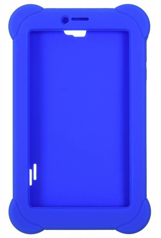 Чехол Digma, для Digma Plane 7565N, синий - фото 1