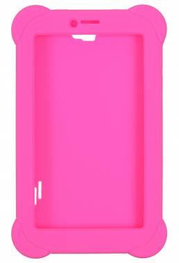 Чехол Digma, для Digma Plane 7565N, розовый
