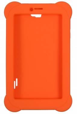 Чехол Digma, для Digma Plane 7565N, оранжевый