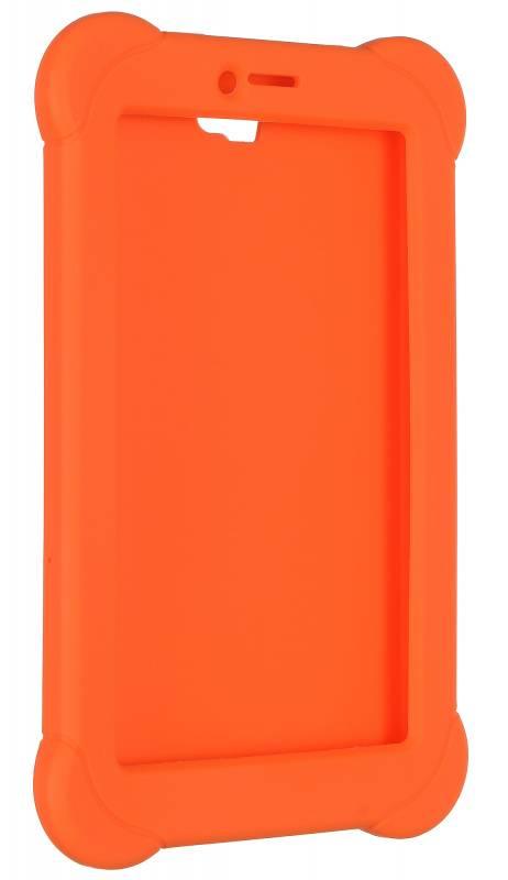 Чехол Digma, для Digma Plane 7565N, оранжевый - фото 4