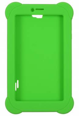Чехол Digma, для Digma Plane 7565N, зеленый