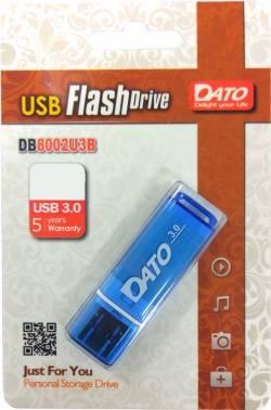 Флешка Dato DB8002U3 16ГБ USB3.0 синий (DB8002U3B-16G)