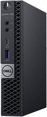 Компьютер Dell Optiplex 7060 черный (7060-7731)