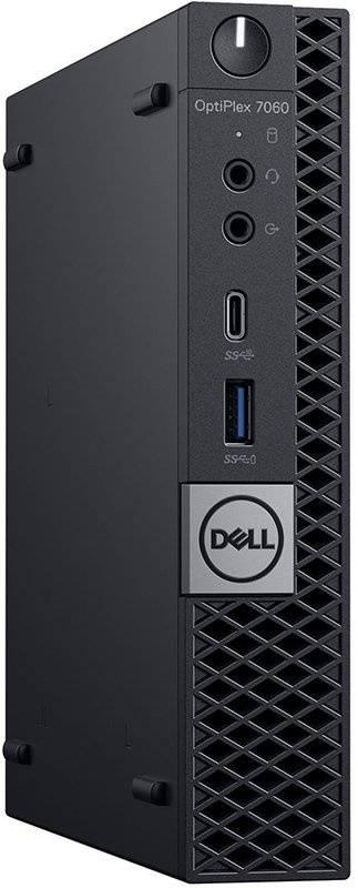 Компьютер Dell Optiplex 7060 черный (7060-7731) - фото 3