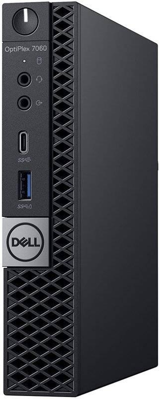 Компьютер Dell Optiplex 7060 черный (7060-7748) - фото 1