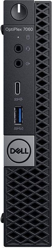 Компьютер Dell Optiplex 7060 черный (7060-7748) - фото 2