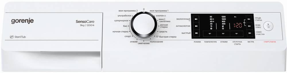 Стиральная машина Gorenje MV95Z23 белый - фото 2