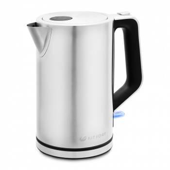 Чайник электрический Kitfort КТ-637 серебристый