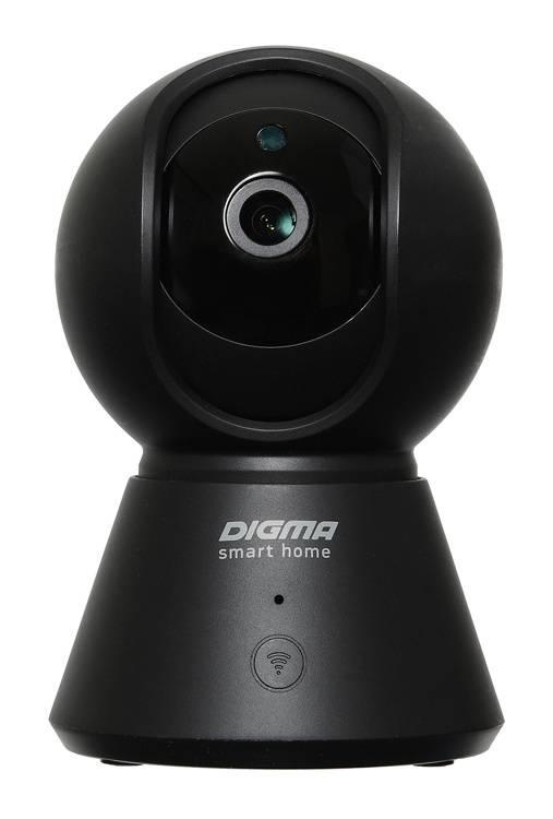 Видеокамера IP Digma DiVision 401 черный (DV401) - фото 1