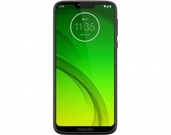 Смартфон Motorola G7 Power XT1955-7 64ГБ черный (PAEK0008RU)