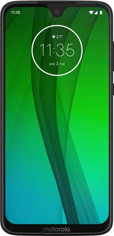 Смартфон Motorola G7 XT1962-5 64ГБ черный (PADY0021RU) - фото 1