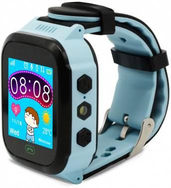 Смарт-часы GINZZU GZ-502 голубой (00-00001272)