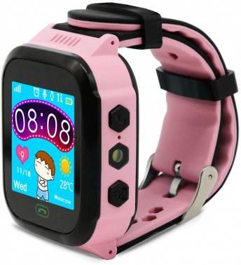 Смарт-часы GINZZU GZ-502 розовый (00-00001273)