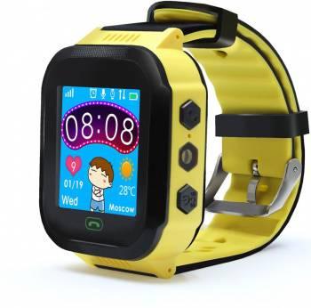 Смарт-часы GINZZU GZ-502 желтый (00-00001274)