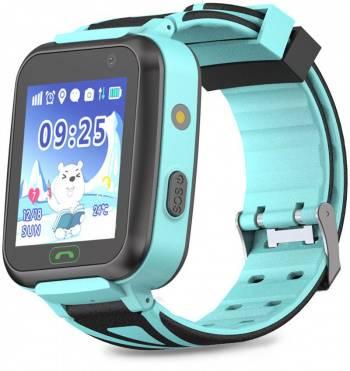 Смарт-часы GINZZU GZ-509 голубой (00-00001275)