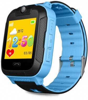 Смарт-часы GINZZU GZ-751 голубой (00-00001277)