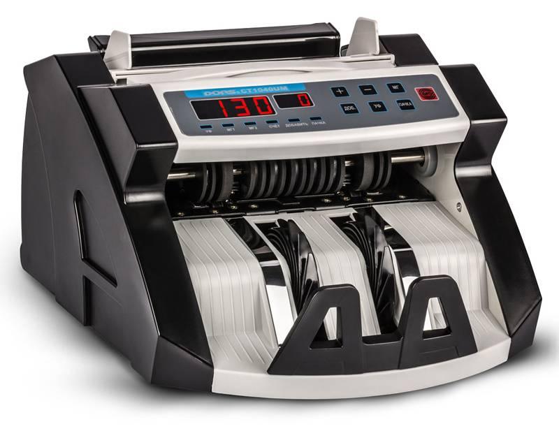 Счетчик банкнот Dors CT1040UM черный (SYS-040492) - фото 3