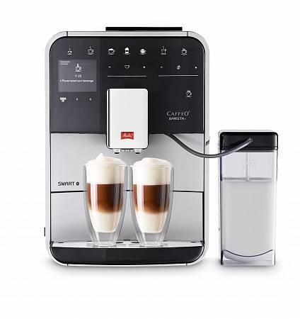 Кофемашина Melitta Caffeo F 830-101 серебристый/черный (21781) - фото 2