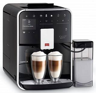 Кофемашина Melitta Caffeo F 830-102 черный (21780) - фото 3