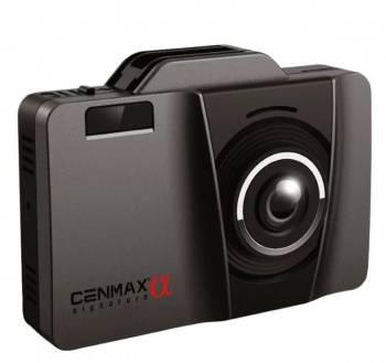 Видеорегистратор с антирадаром Cenmax Alfa signature