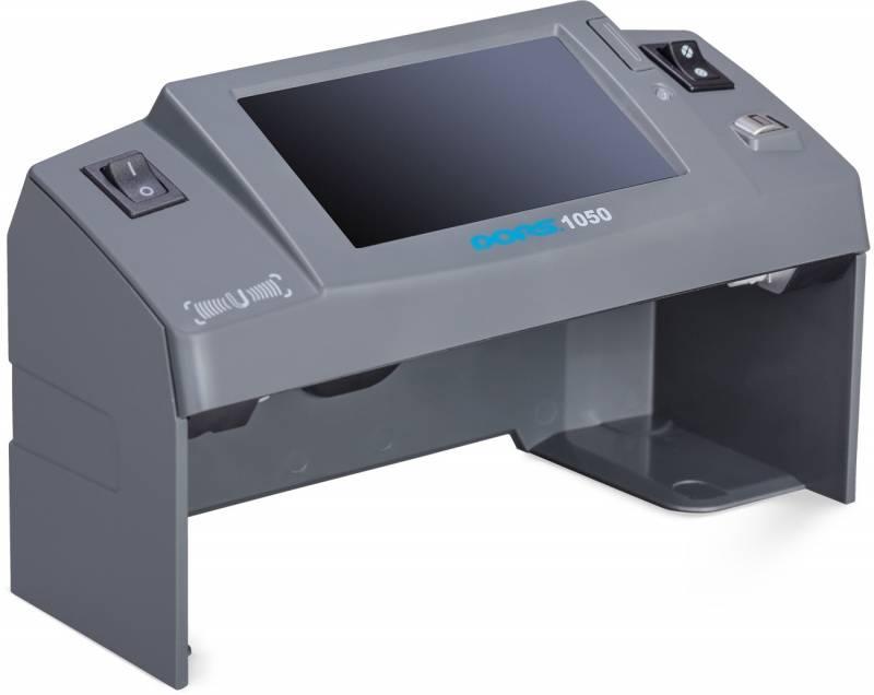 Детектор банкнот Dors 1050A серый (FRZ-036283) - фото 1