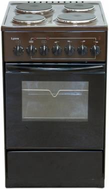Плита электрическая Лысьва ЭП 43р3 коричневый (ЭП 43Р3 BROWN)