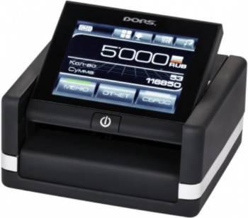 Детектор банкнот Dors 230М2 черный (FRZ-028412)