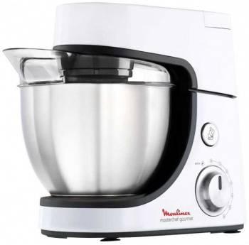 Кухонный комбайн Moulinex QA51AD10 серебристый/черный (2820510010)