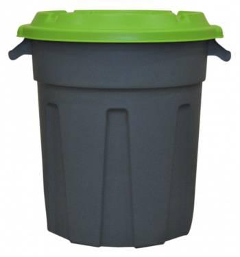 Бак InGreen 60л серый/зеленый (ING6160-НК)