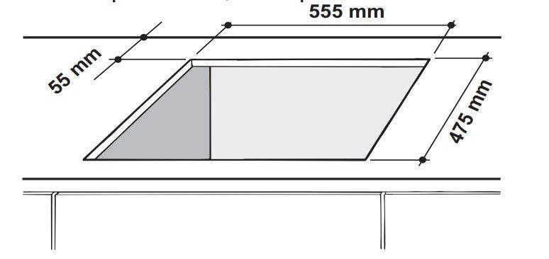 Газовая варочная поверхность Hotpoint-Ariston TQG 641 /HA(ICE) лед (100662) - фото 2