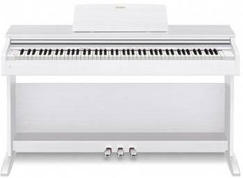 Цифровое фортепиано Casio CELVIANO AP-270WE белый