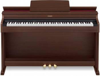 Цифровое фортепиано Casio CELVIANO AP-470BN коричневый