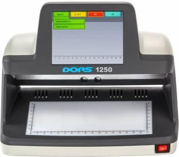 Детектор банкнот Dors 1250M4 серый (FRZ-033077)