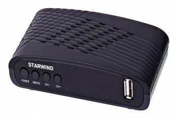 Ресивер DVB-T2 Starwind CT-100