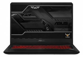 "Ноутбук 17.3"" Asus TUF Gaming FX705GD-EW070T черный (90NR0112-M02970)"