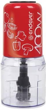 Измельчитель электрический Endever Sigma-64 красный