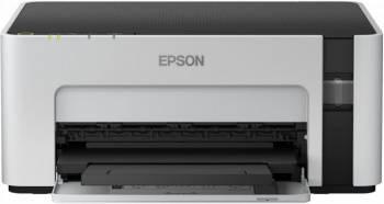 Принтер Epson M1120 серый/черный (C11CG96405)
