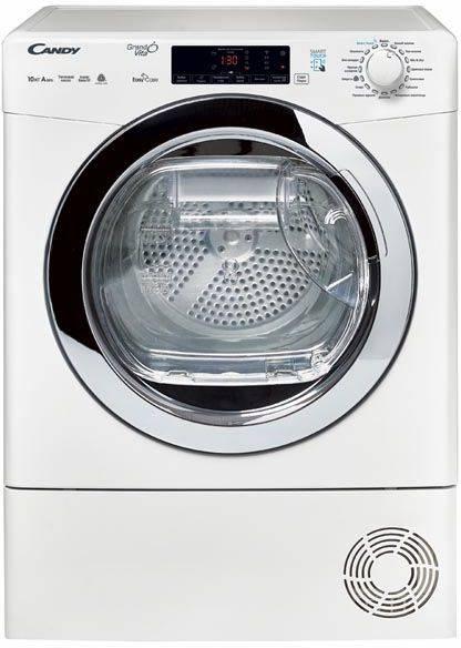 Сушильная машина Candy GrandO Vita Smart GVS H10A2TCE-07 белый (31101194) - фото 1