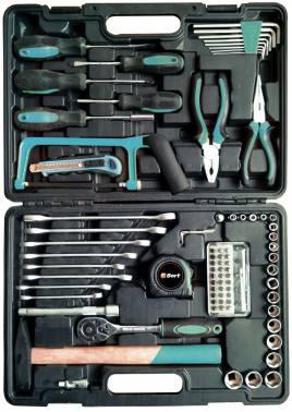 Набор инструментов Bort BTK-89, 89 предметов (91276063)