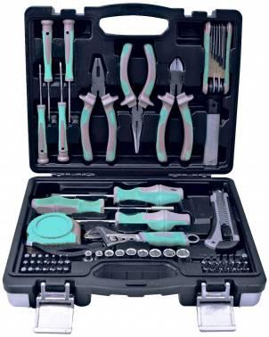 Набор инструментов Bort BTK-82, 82 предмета (91279149)