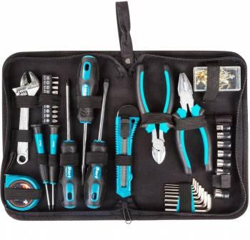 Набор инструментов Bort BTK-37, 37 предметов (93722388)