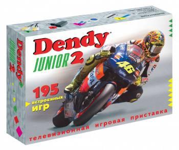 Игровая консоль Dendy Junior 2 белый