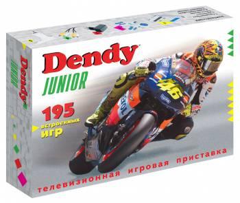 Игровая консоль Dendy Junior белый (DENDY JUNIOR)