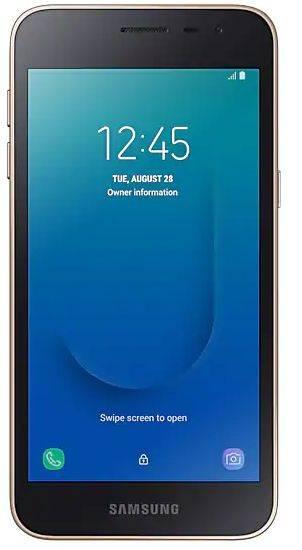 Смартфон Samsung Galaxy J2 Core SM-J260 8ГБ золотистый (SM-J260FZDRSER) - фото 1