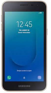 Смартфон Samsung Galaxy J2 Core SM-J260 8ГБ золотистый (SM-J260FZDRSER)
